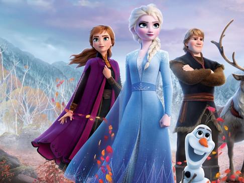 Atividades mágicas de Frozen 2!