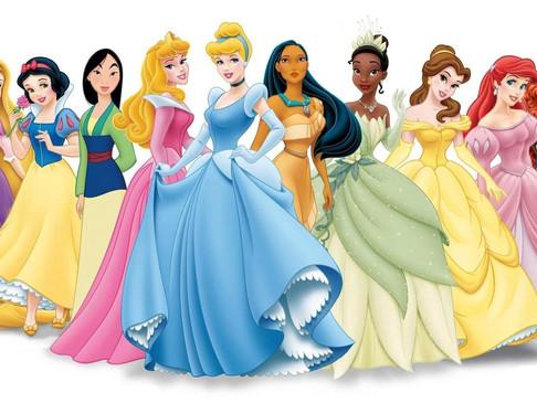 Atividades mágicas das Princesas