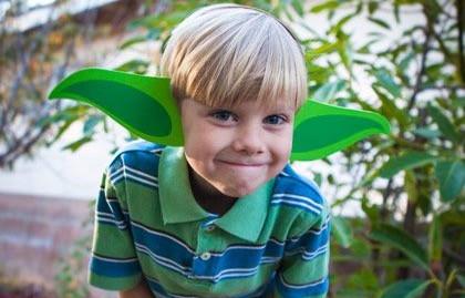 DIY: Orelhas do Yoda