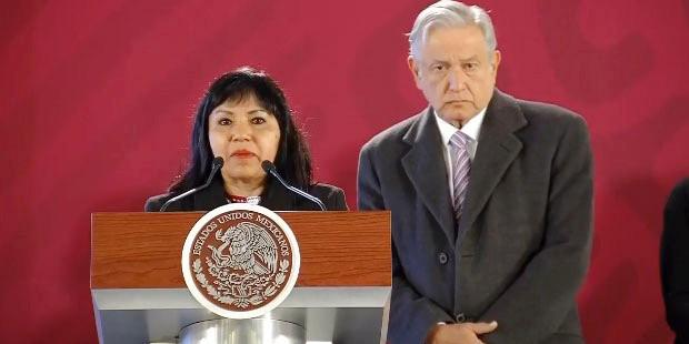 AMLO y Leticia Animas mienten