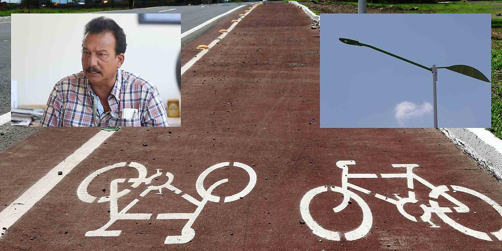 La nueva ciclovía se construirá de la carretera a Chapala a Cajititlán