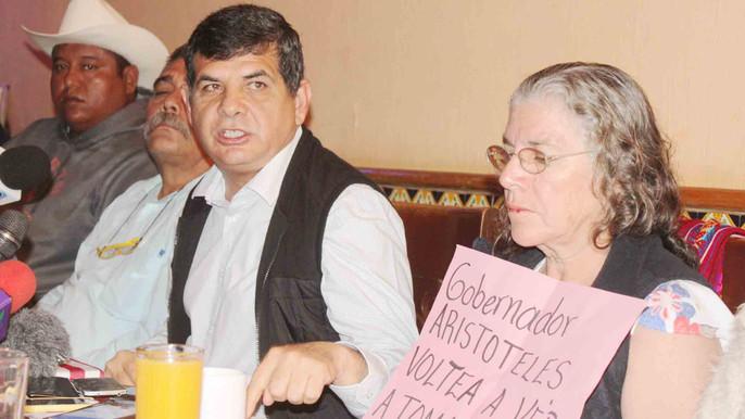 """Piden ayuda afectados por """"Willa"""" en Tomatlán"""