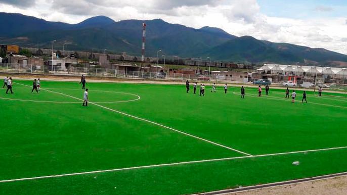 Regresa el fútbol del llano en espacios verdes