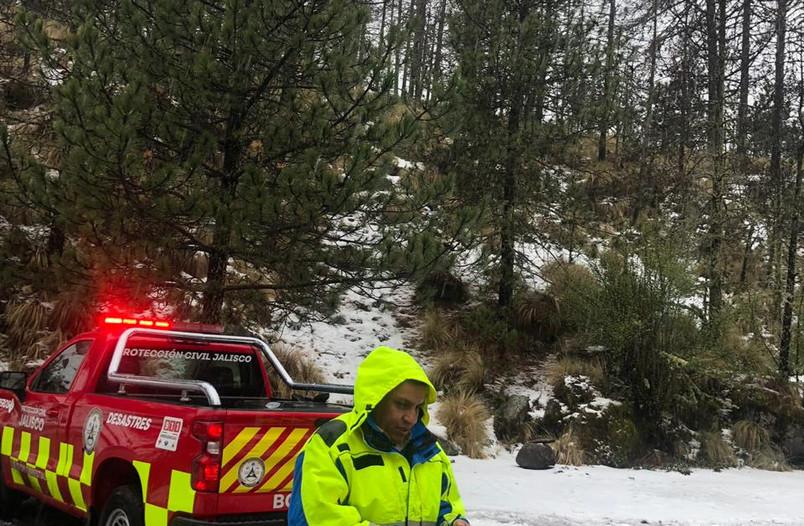 """Activa PC operativo """"Montaña Blanca en El Nevado"""