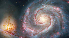 Nuestra galaxia tiene 200.000 años luz