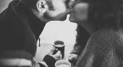 couple over coffee photo-1444839368740-f0d3572f8067