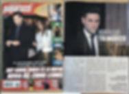 Nota al abogado Ignacio Trimarco en Revista Paparazzi