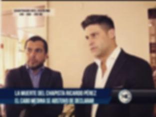 Nota sobre el caso Ricardo Perez al abogado Ignacio Trimarco