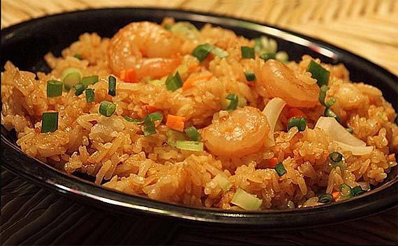 KAMARON- Riz sauté | Sauted Rice