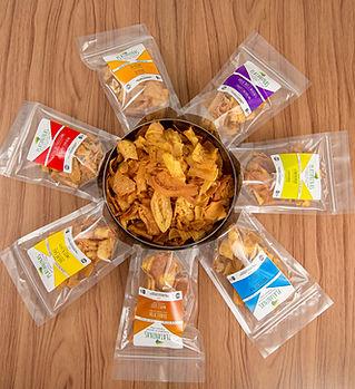 chips plantain croustilles québec