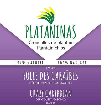 Folie des Caraibes: assaisonné  /    Crazy Carribean: seasoned