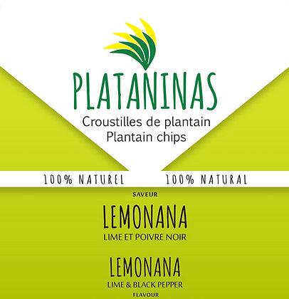 Lemonana: citrus & poivre noir / citrus & black pepper
