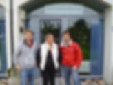 Sportbootführerschein SKS Angeln Segeln Damp