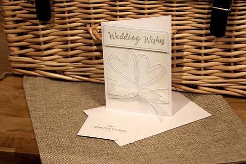 Wedding Wishes Card