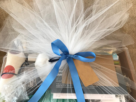 Bringing Investment Stories to life with Ribbon & Wicker Hampers