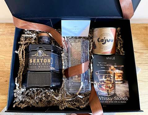 Whiskey Lover Gift Box - Limited Edition