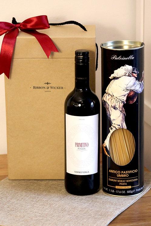 Pulcinella Gift Set