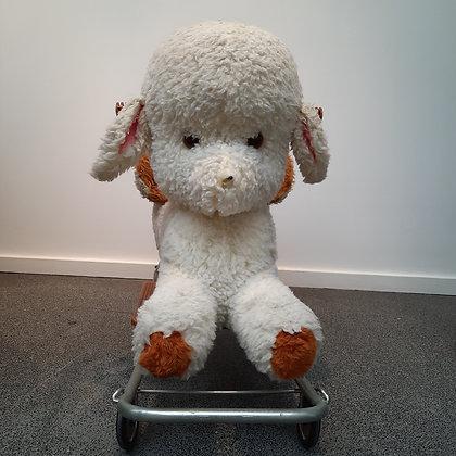 Mouton à bascule vintage - C21