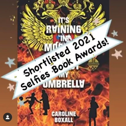 My Book has been nominated for an award!