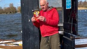 Interesting people: Craig the boatman.