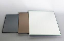 Espelhos Fumê, Bronze e Prata