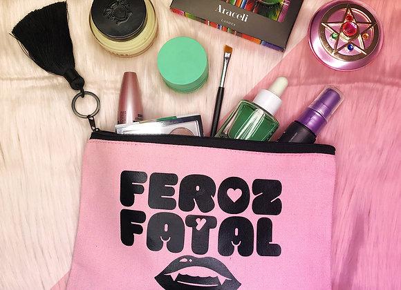 Feroz y Fatal Makeup Bag