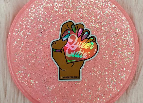 Queer Cutie Sticker
