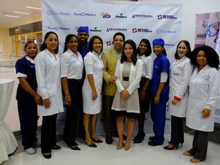 Inauguración Salud Bucal y Punto Médico en Multiplaza La Romana