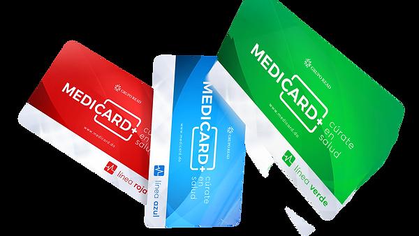 Contamos con tres planes, línea verde, roja y azul, que ofrecen diferentes coberturas en servicios de dentista, oculista, médico, medicamentos y más.