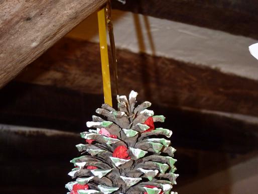 Les petits préparent Noël