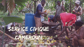 service civique wanted!
