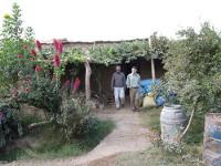 Visite à Aroudane