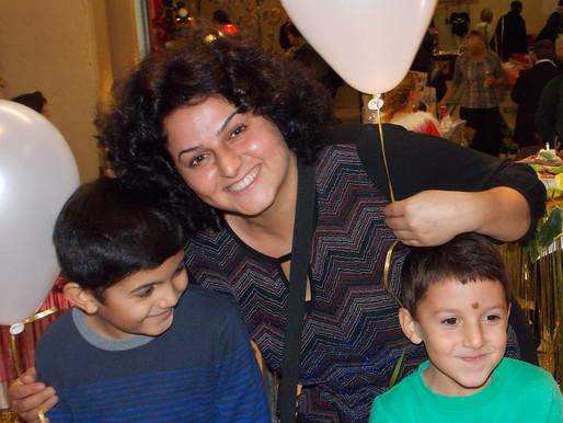 Goûter solidaire en soutien à Seda et ses enfants