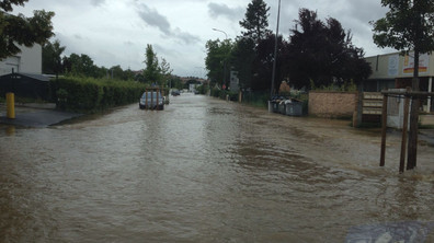 Aviez-vous déjà vu... la rivière du Petit Parc?
