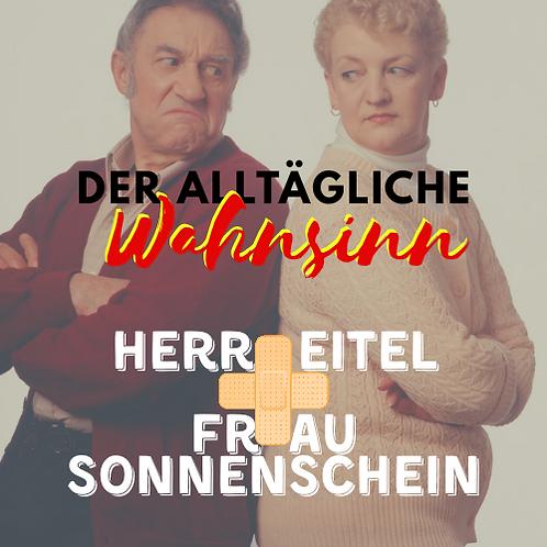 Herr Eitel und Frau Sonnenschein