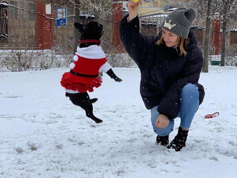Снегурочка Лекси.