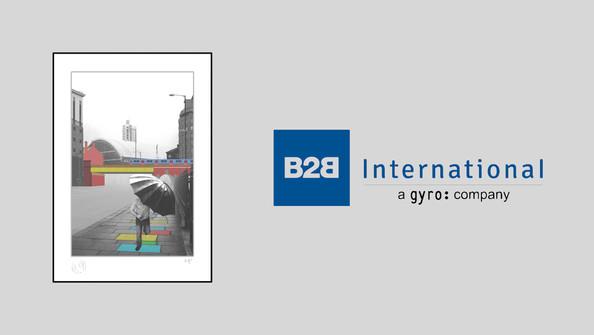 B2B International - a gyro: company