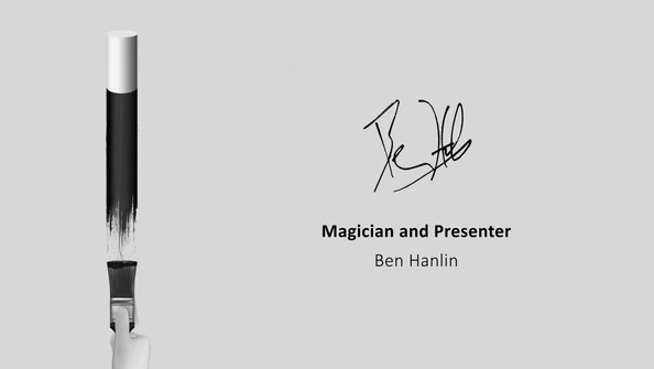 Ben Hanlin - Magician and Presenter