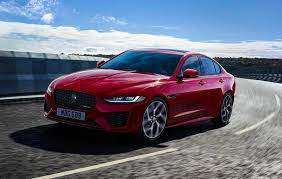 2021 Jaguar XF First Look: A Baby XJ For You, Sir?