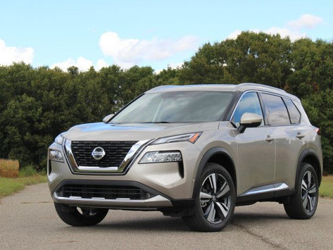 2021 Nissan Rogue Platinum AWD First Drive: Raising Its Game, Inside and Out