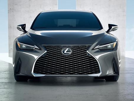 2021 Lexus LS Welcomes a Touchscreen Infotainment System