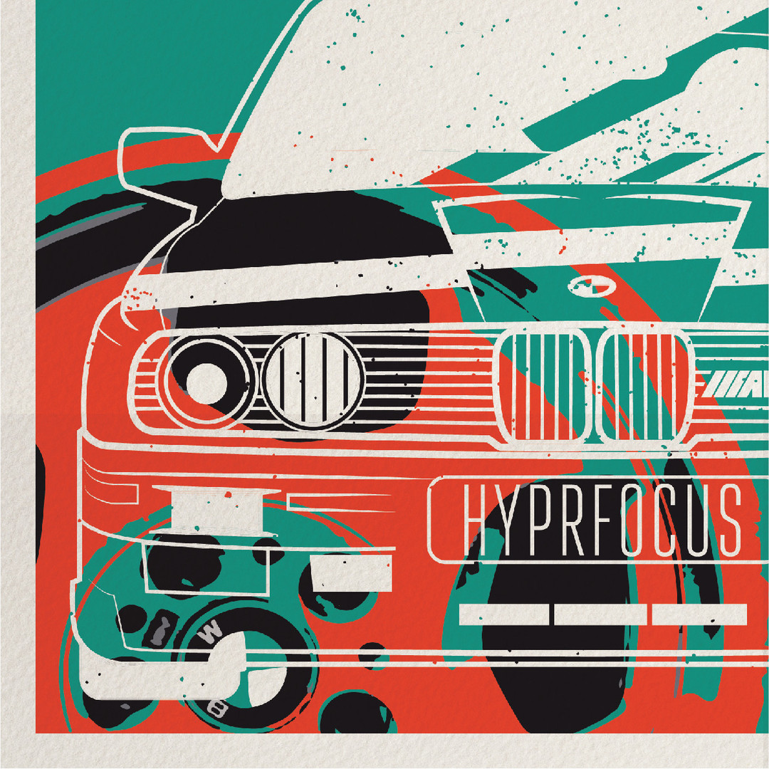 Hyprfocus Poster