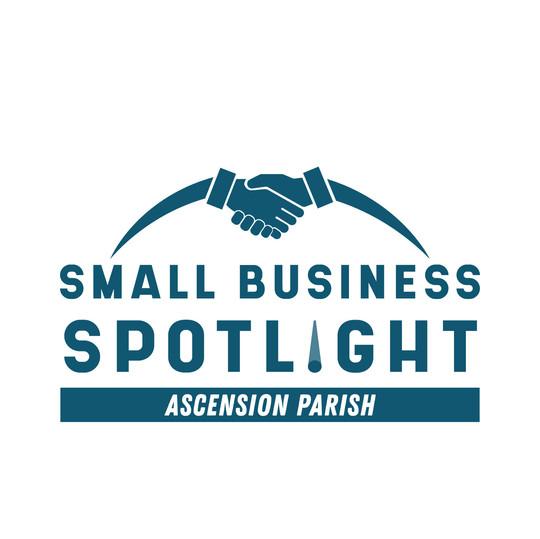 Small business spotlight logo