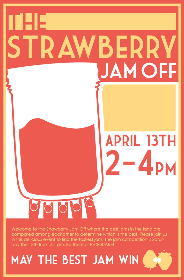 Strawberry Poster 1