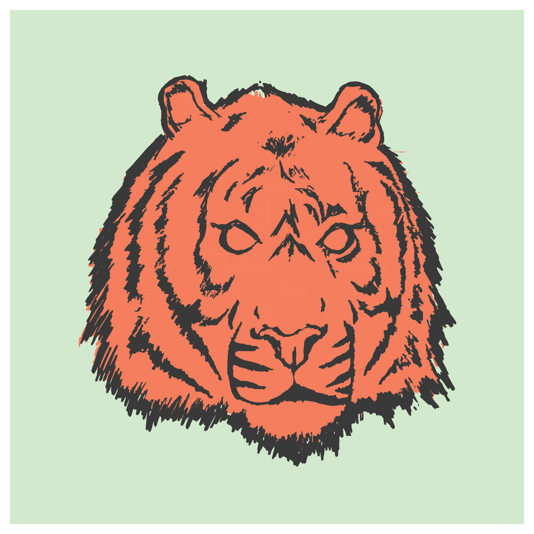 Free Tiger Illustration