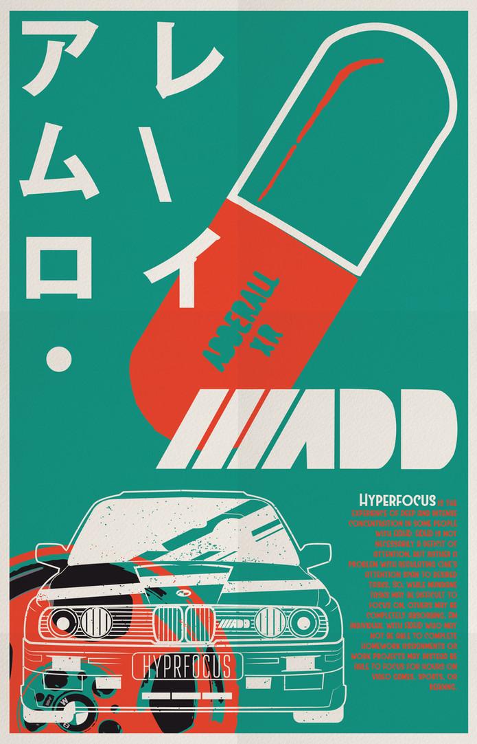 A.D.D.BEATS Poster