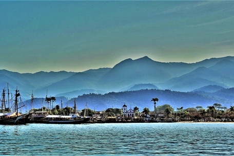 Paraty Coastline