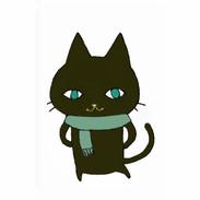 黒猫シェリー