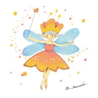 花の妖精ルル