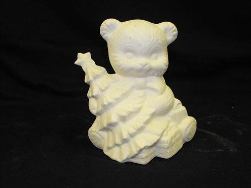 Teddy bear w/tree